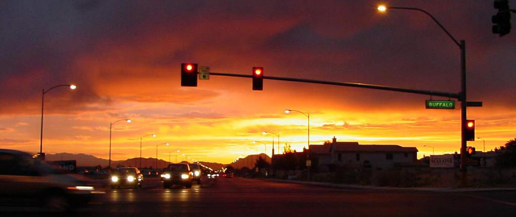Buffalo Sunrise (Las Vegas) Photo by Matt Hansel by MattHansel