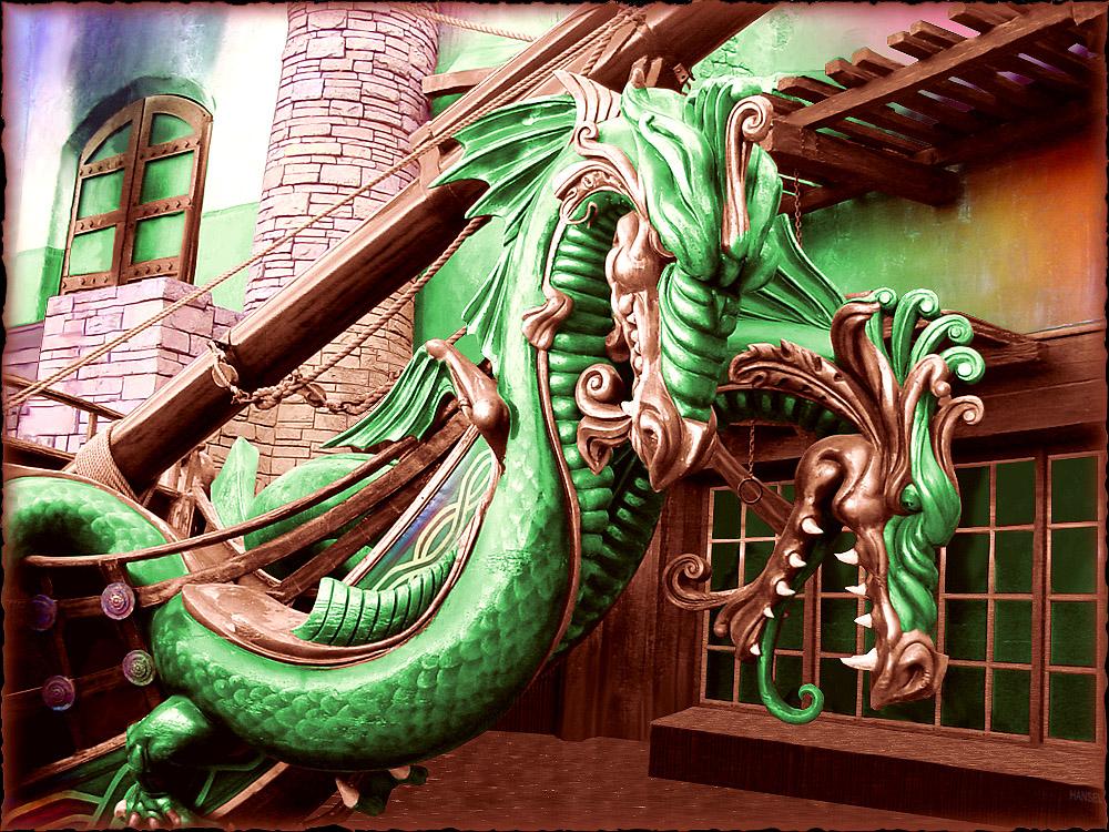Dragon's Port - Photo by Matt Hansel by MattHansel