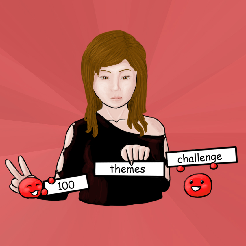 1: 100 theme challenge Introduction by Zedna7
