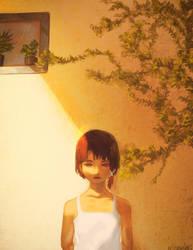 Old days by Kiyoshuki