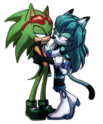 CM: Scourge and Pamela by Topazice