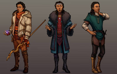 Clothes concepts by Topazice