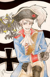 Prussia Ready for The War by Angels-Leaf