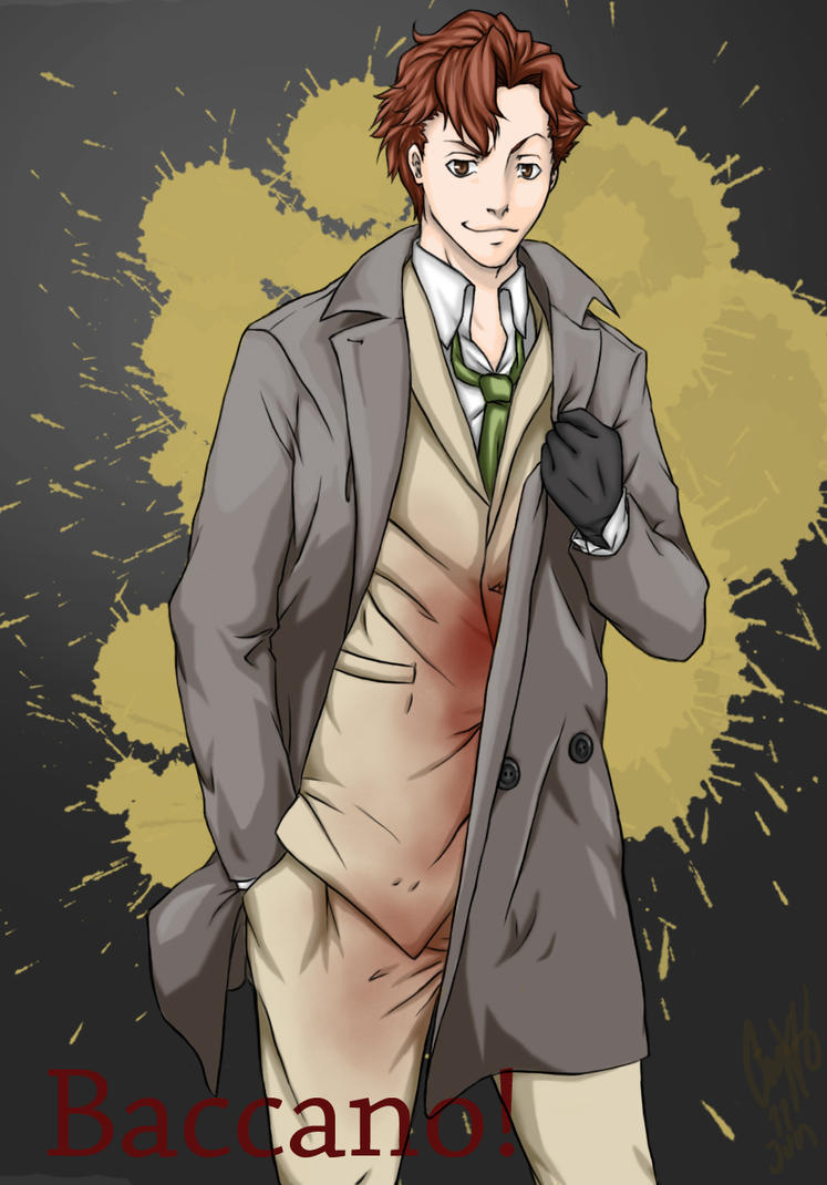 Chane laforet and claire stanfield (baccano!) drawn by ngnl - danbooru