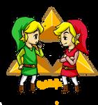 Legend of Zelda: Toon Link ~Identical~
