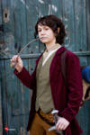 Cosplay: Bilbo Baggins