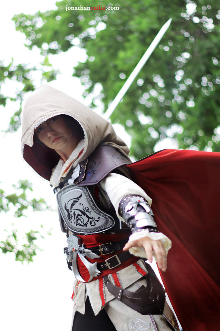 Cosplay: A Young Assassin by Angels-Leaf