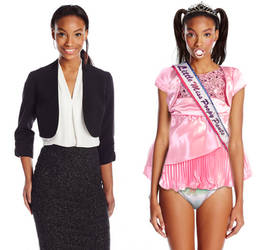 From businesswoman to pageant princess by bobbyvenice