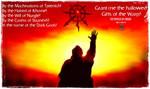 A prayer to the Dark Gods
