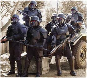 The 7th Gorlitz Light Infantry by Amaranth7777