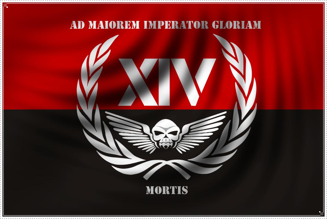 Battle Flag II by Amaranth7777