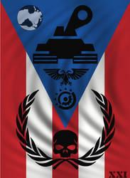Battle Flag 6 by Amaranth7777