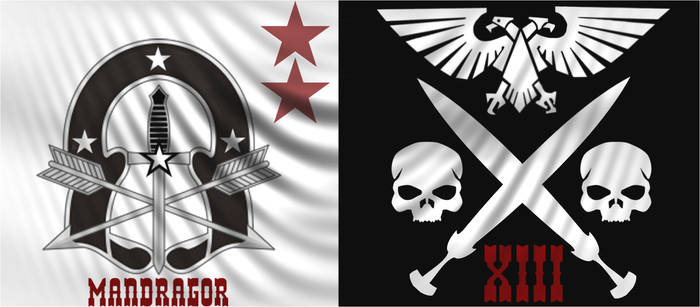 Battle Flag 12 by Amaranth7777