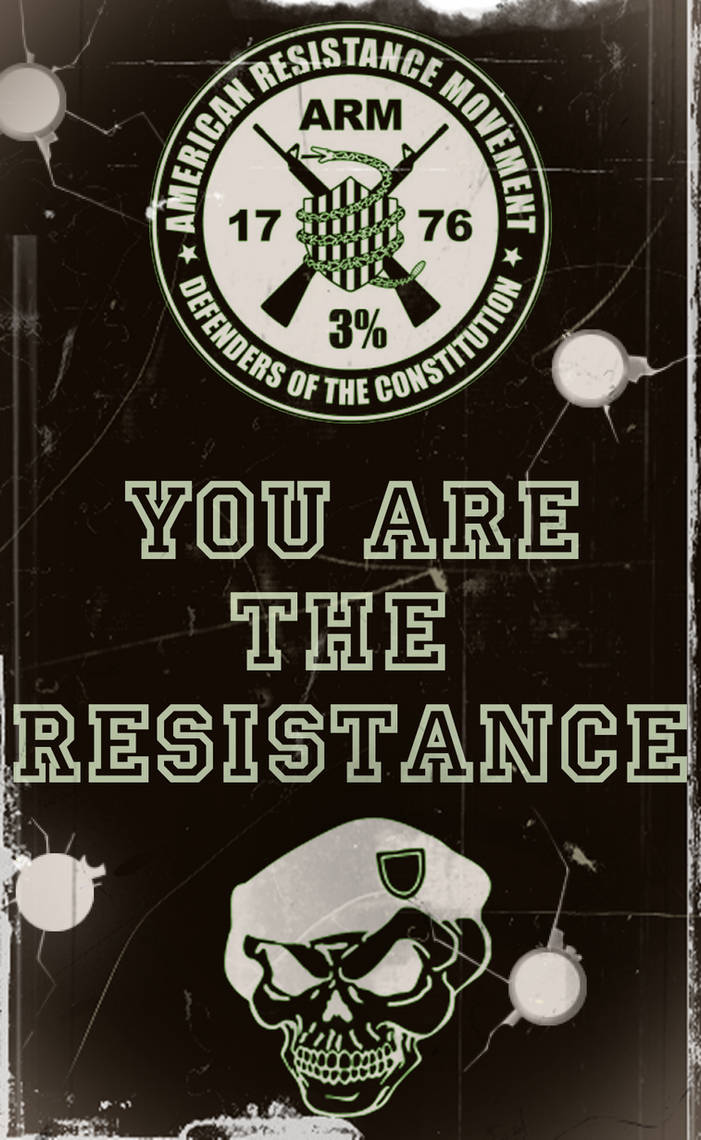 American Resistance Movement by Amaranth7777