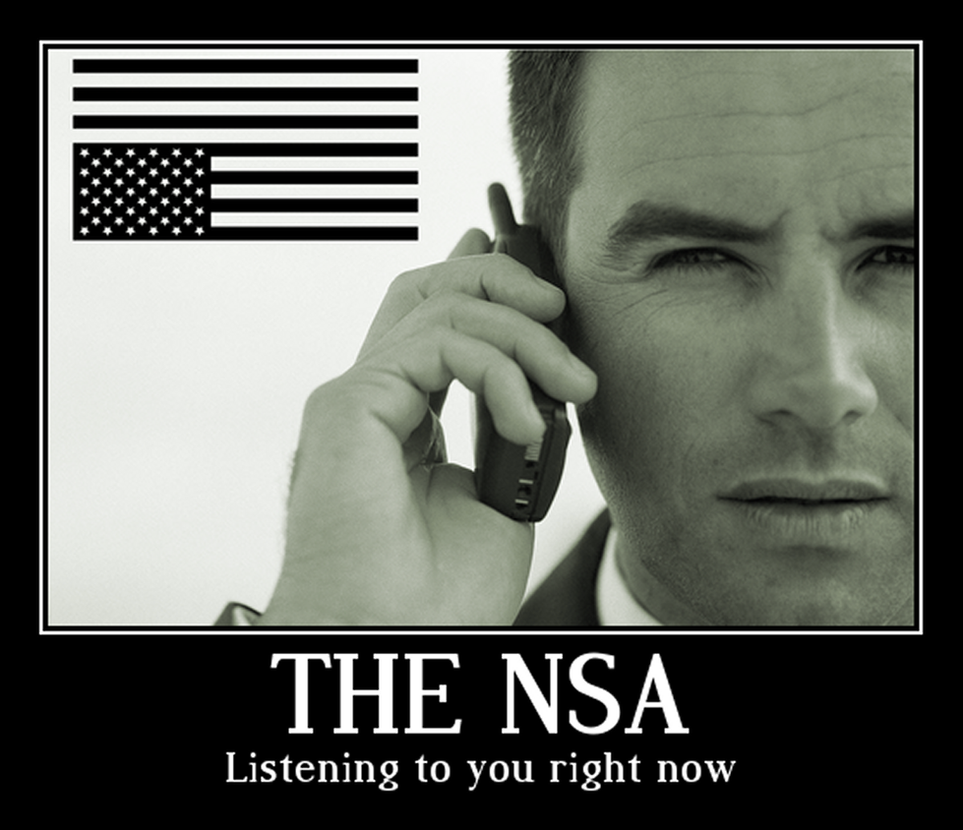 NSA by Amaranth7777