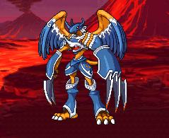 Viceroy Greymon by hitmonchu