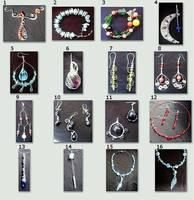 Jewellery by AyA-Mrau