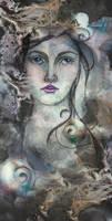 Lady of the Sea by minoukatze