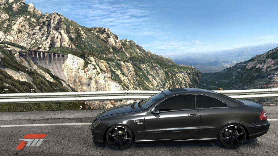 Mercedes benz clk55 amg coupe3 by mosley929 on deviantart for Mercedes benz clk55 amg