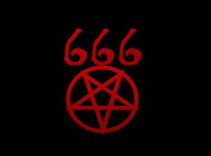 666 Pentagram Wallpaper