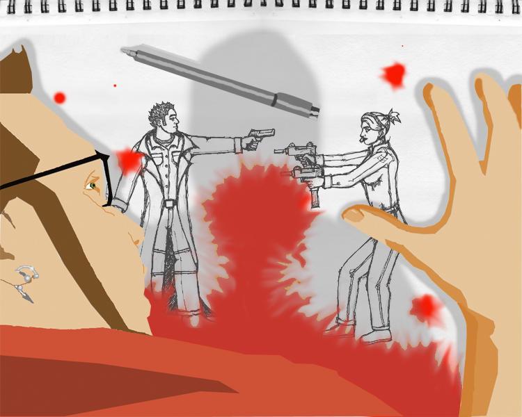 Killing the Artist by Prota-J