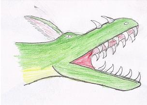 Green Dragon by fatmandell