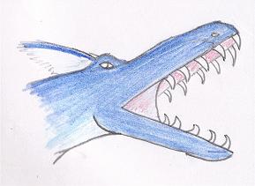 Blue Dragon by fatmandell