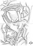 Armada Prime and Megatron