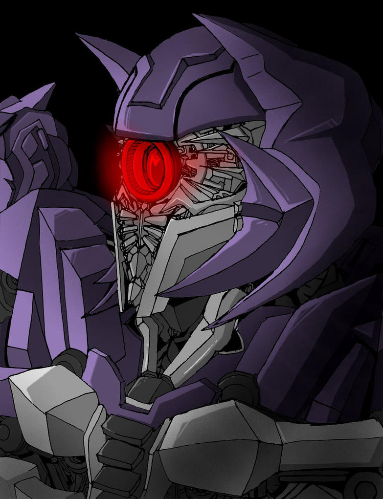 DotM Shockwave by Deceptigirl