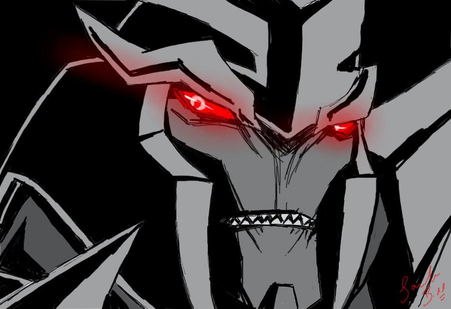 TfP Megatron by Deceptigirl