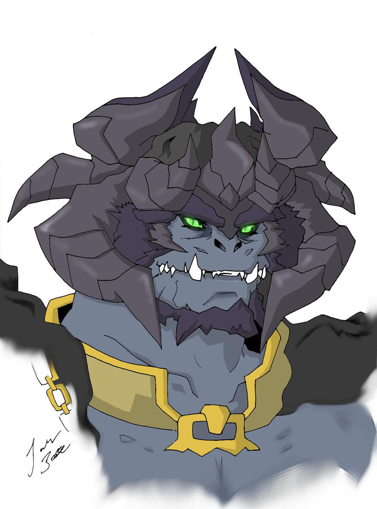 Male Lilith by Deceptigirl