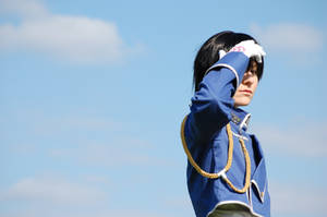 FMA - Roy Mustang by kayleighloire