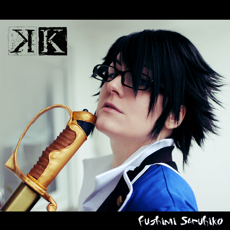 K project - Fushimi Saruhiko by kayleighloire