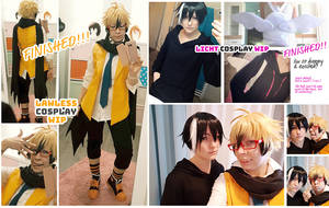 Servamp Cosplay - Licht and Lawless