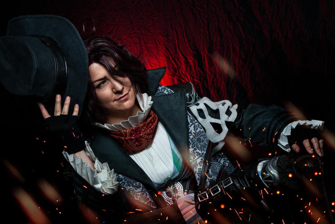 Ardyn Izunia - warm welcome by kayleighloire