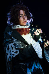 Ardyn the Healer by kayleighloire
