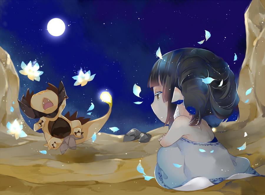 MS: Something Darkly by Zukizaki