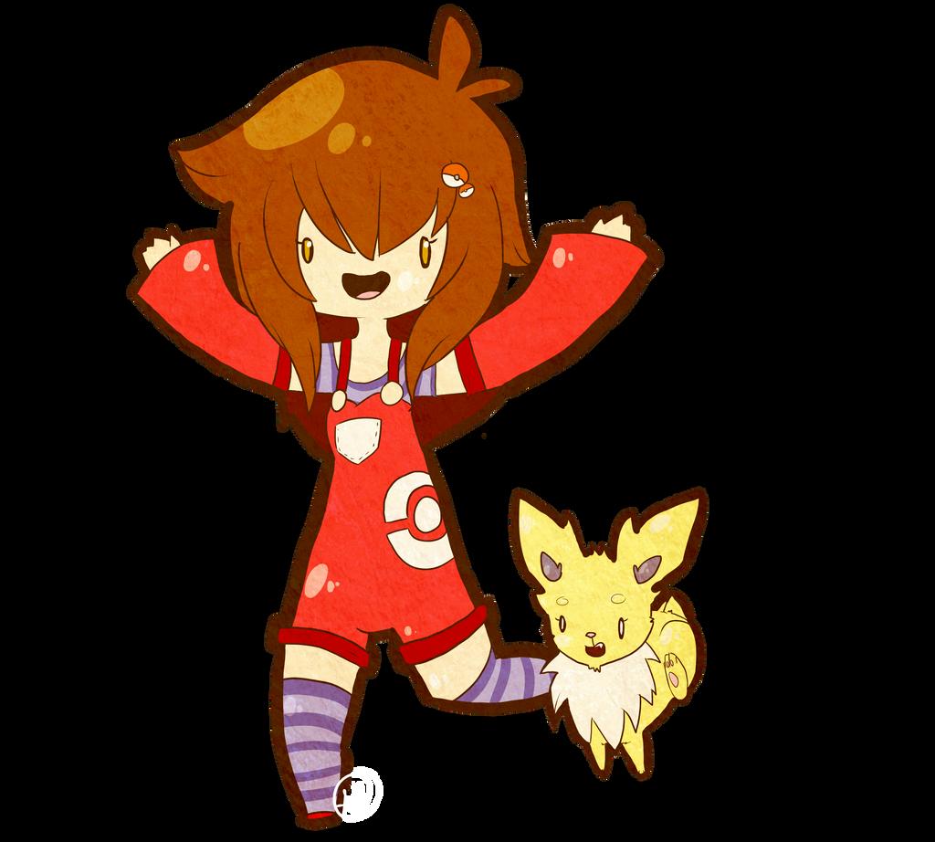 Pokemon adventure time by coffaefox on deviantart