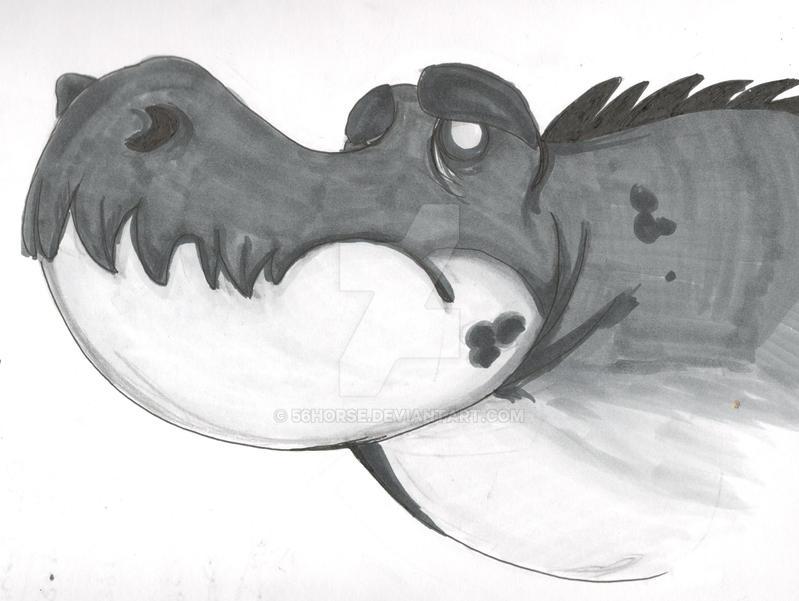 T rex copics by 56horse