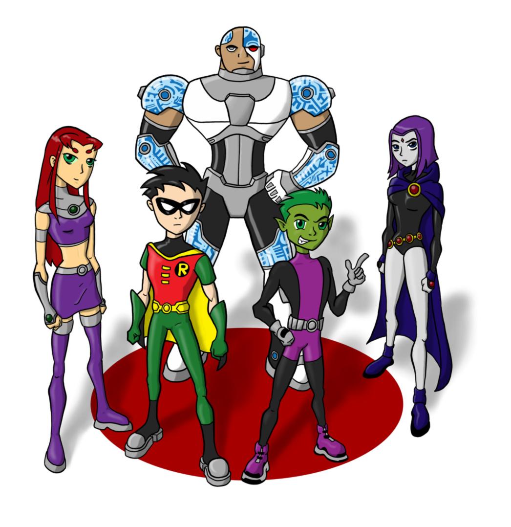 Categoría:Personajes Wiki Los Jóvenes Titanes en