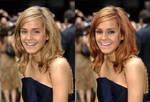 Emma Watson digital makeover