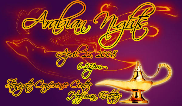 Arabian Nights Prom Ticket by Kataoi on DeviantArt – Prom Tickets Design