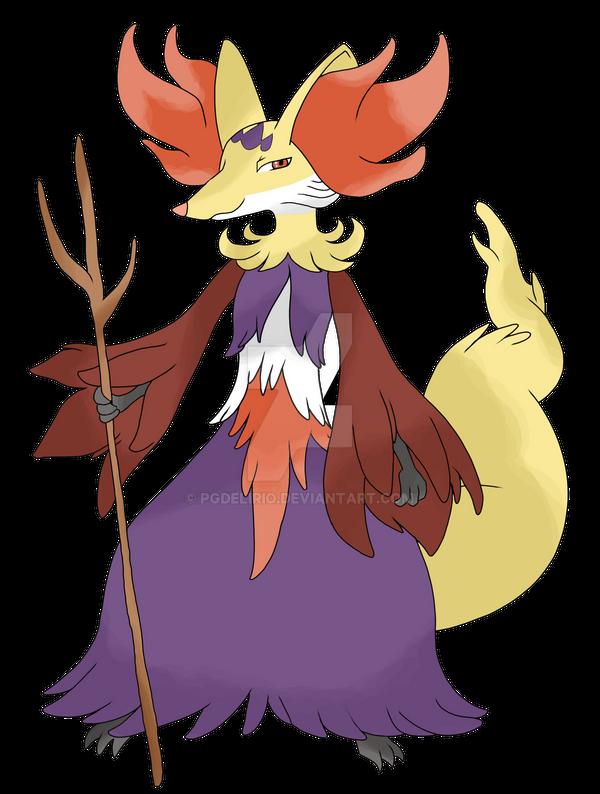 Mega Delphox | Pokémon Amino