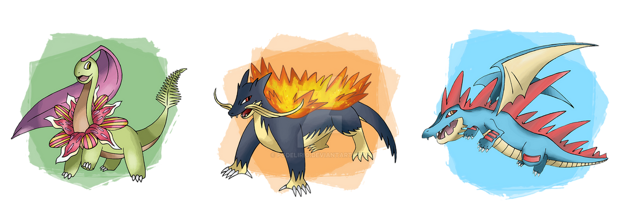 how to get hoenn starters in heartgold