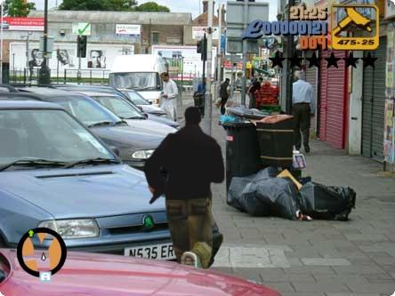 Grand Theft Auto - Luton by squirminator2k