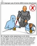 Divadroid Precautions booklet