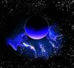 Blue Eye Nebula