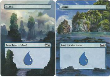November Islands by Victor-Surge
