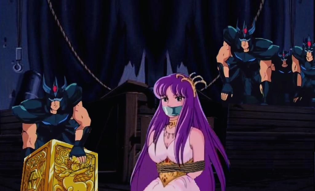 Fnaf Kidnapped Princess Deviantart: Saori Kidnapped 2 By Jokerht On DeviantArt