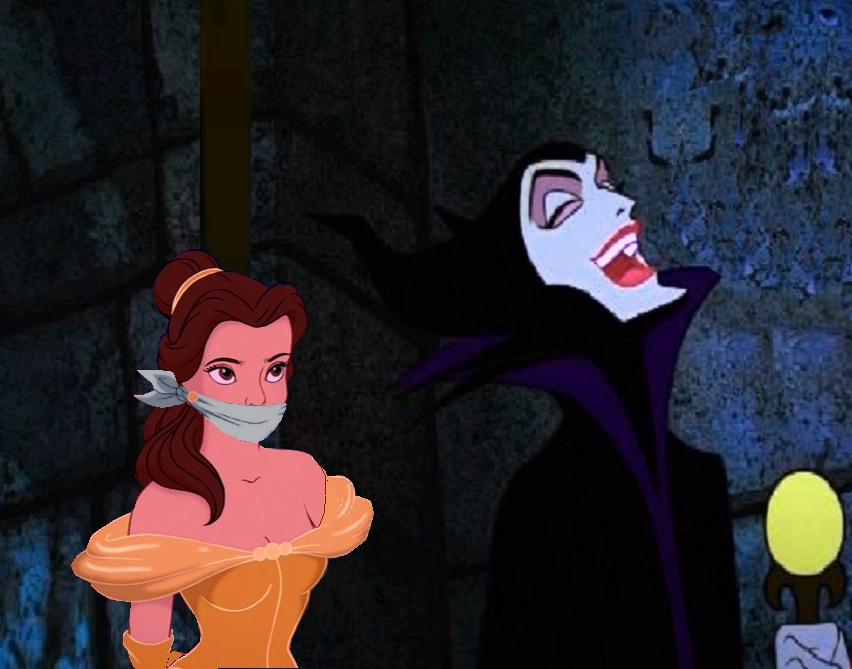 Fnaf Kidnapped Princess Deviantart: Princess Belle Captured By Jokerht On DeviantArt
